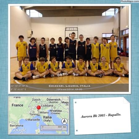 Aurora Bk 2005 - Rapallo.