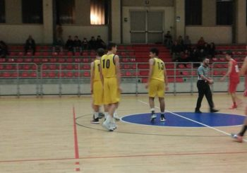 UNDER 18: STOPPATO IL CUS